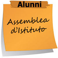 ASSEMBLEA Studentesca d'Istituto Classico-Scientifico-Scienze Applicate